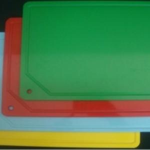 Tábuas para corte coloridas